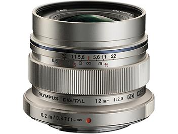 Olympus 12mm F2.0 M.Zuiko Digital ED Lens - Micro Four Thirds Mount