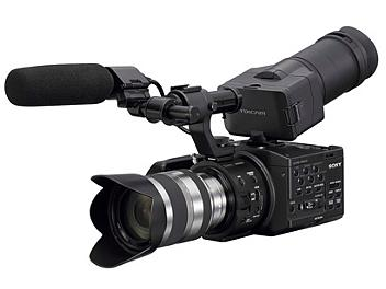 Sony NEX-FS100 HD Camcorder Kit with Sony E18-200mm OSS Lens