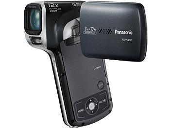 Panasonic HX-WA10 Waterproof HD Camcorder PAL - Black