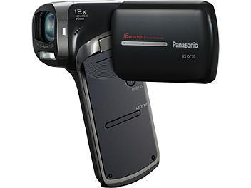 Panasonic HX-DC10 HD Camcorder PAL - Black