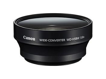 Canon WD-H58W Wide Converter Lens