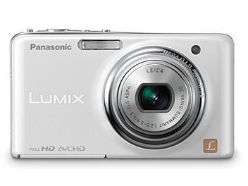 Panasonic Lumix DMC-FX78 Digital Camera - White