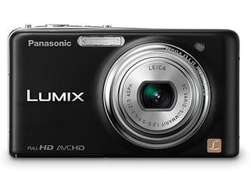 Panasonic Lumix DMC-FX78 Digital Camera - Black
