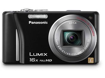 Panasonic Lumix DMC-ZS10 Digital Camera - Black