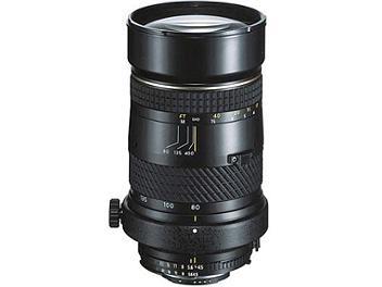 Tokina 80-400mm F4.5-5.6 AT-X AF-II Lens - Nikon Mount