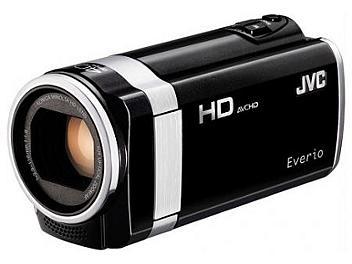 JVC Everio GZ-HM650 HD Camcorder PAL - Black