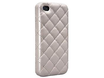 Case Mate CM015479 iPhone 4 Madison Quilted Case - Cream