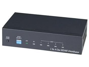 Globalmediapro SHE HD04-4K HDMI Distributor / Amplifier