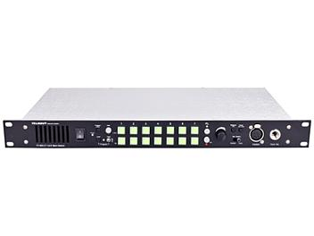 Telikou FT-800/4 7+1-channel Intercom Main Station with Tally