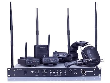 Telikou MDS-400 Wireless Intercom Kit
