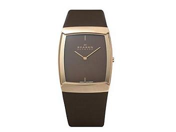 Skagen 584LRLM Black Label Men's Watch
