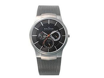 Skagen 809XLTTM Titanium Men's Watch