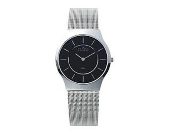 Skagen 233LSSB Steel Men's Watch