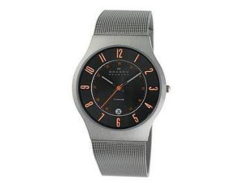 Skagen 233XLTTMO Titanium Men's Watch