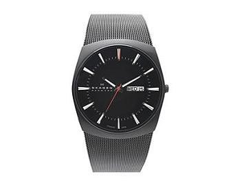 Skagen 696XLTBB Titanium Men's Watch