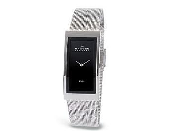 Skagen 359USSB Steel Unisex Watch