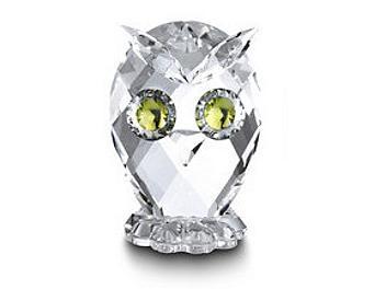 Swarovski 10014 Miniature Owl