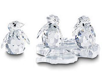 Swarovski 209588 Baby Penguins