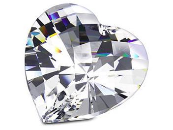 Swarovski 656680 Sparkling Heart