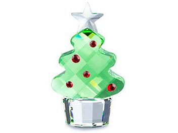 Swarovski 665024 Felix the Christmas Tree