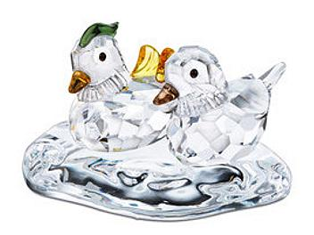 Swarovski 858736 Mandarin Ducks