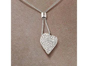 Swarovski 869798 Blink Heart Pendant