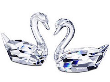 Swarovski 837154 Flirting Swans
