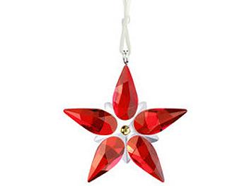 Swarovski 905210 Poinsettia Ornament Small
