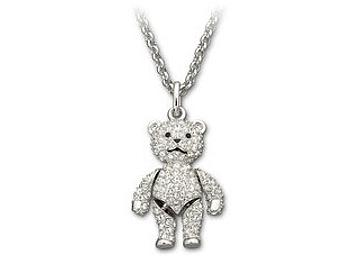 Swarovski 933644 Teddy Pendant
