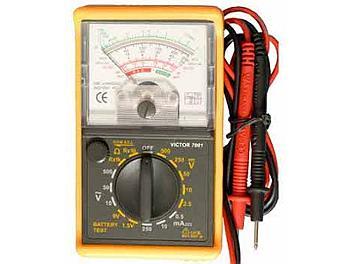 Victor 7001 Analogue Digital Multimeter
