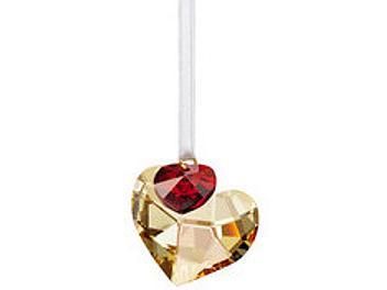 Swarovski 1001567 Festive Hearts
