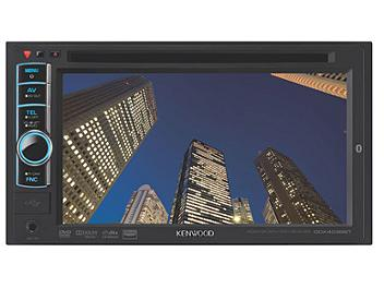 Kenwood DDX4038BTM 6.1-inch Wide VGA Double-DIN Monitor with DVD/Bluetooth Receiver