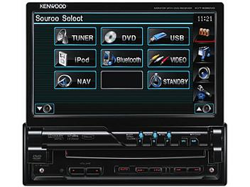 Kenwood KVT-636DVD 7-inch Wide Monitor with DVD Receiver