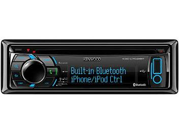 Kenwood KDC-U7049BT Bluetooth/CD/USB Receiver with iPod Control
