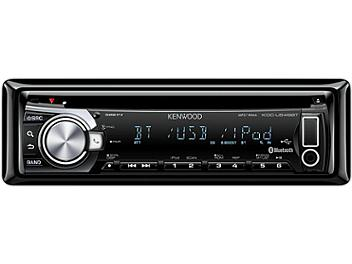 Kenwood KDC-U549BT WMA/MP3/Bluetooth/CD/USB Receiver with iPod Control
