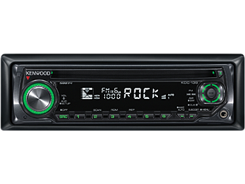 Kenwood KDC-139 CD Receiver