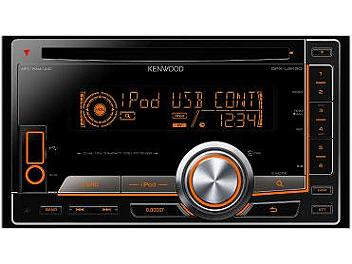 Kenwood DPX-U5120 Dual-DIN CD/USB Receiver with iPod Control