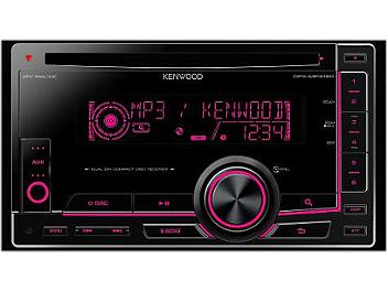 Kenwood DPX-MP3120 Dual-DIN CD Receiver