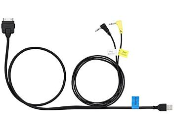 Kenwood KCA-iP302 iPhone/iPod Audio Video High Speed USB Direct Cable