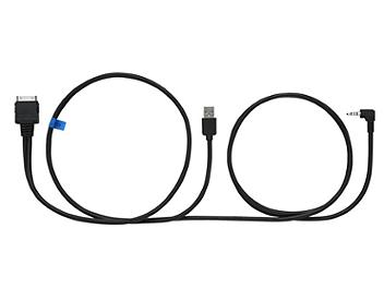 Kenwood KCA-iP202 iPhone/iPod Audio Video High Speed USB Direct Cable