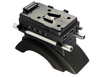 Pchood BP V-Mount Battery Pinch with HDMI Splitter and Rail Adapter