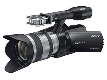 Sony NEX-VG20 HD Handycam Camcorder Kit PAL with Sony SAL18200 Lens
