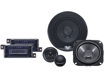 Kenwood KFC-S402P Component Speaker
