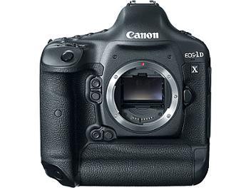 Canon EOS-1D X DSLR Camera Body