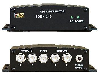 VideoSolutions SDD-140 1x4 SD-SDI Distributor / Amplifier