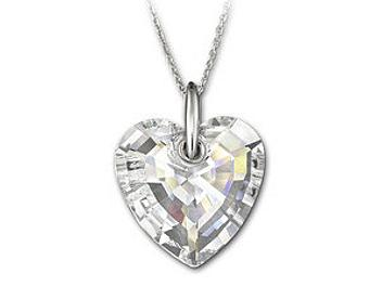 Swarovski 1054608 Heart Pendant