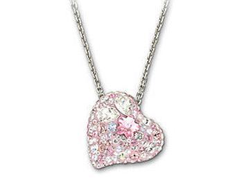 Swarovski 1062588 Alana Heart Pendant