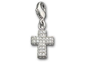 Swarovski 973779 Cross Charm