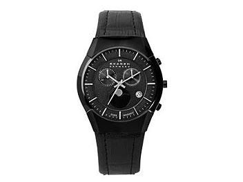 Skagen 901XLBLB Black Label Men's Watch