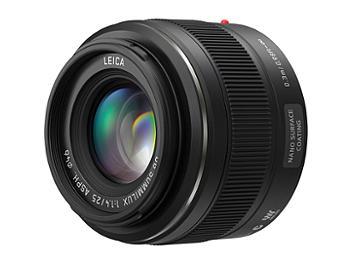 Panasonic 25mm F1.4 ASPH H-X025 Lens - Micro Four Thirds Mount